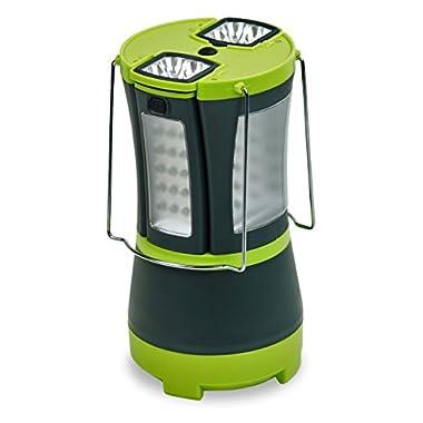 Otimo Portable Outdoor LED Camping Lantern - Emergency Lantern - 60 Ultra-Bright LEDs - 2 Detachable Bright LED Flashlight