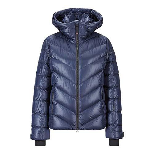 Bogner Fire + Ice Ladies Sassy2-D Blau, Damen Daunen Freizeitjacke, Größe 40 - Farbe Midnight