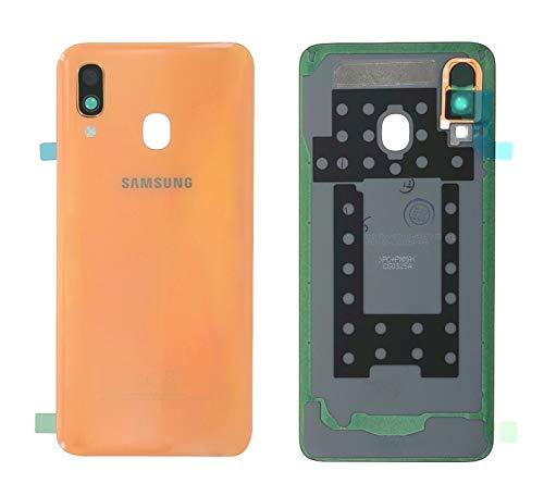 Handyteile24 - Tapa Trasera para Samsung Galaxy A40 A405F - GH82-19406D, Color Coral