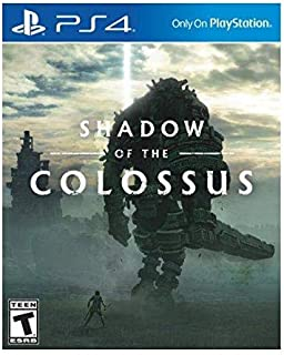 Shadow of the Colossus by Sony for PlayStation 4 - NTSC