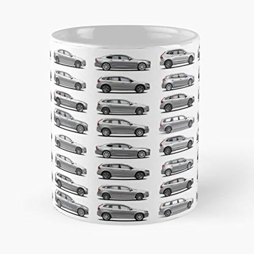 V-o-l-v-o Classic Mug Best Gift 110z For Your Friends