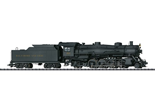 Trix 22816–Trix Vapor Locomotora Mikado, B & O, EP. III