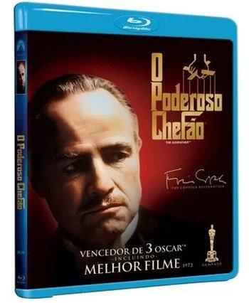 O Poderoso Chefao - The Coppola Restoration - Blu Ray
