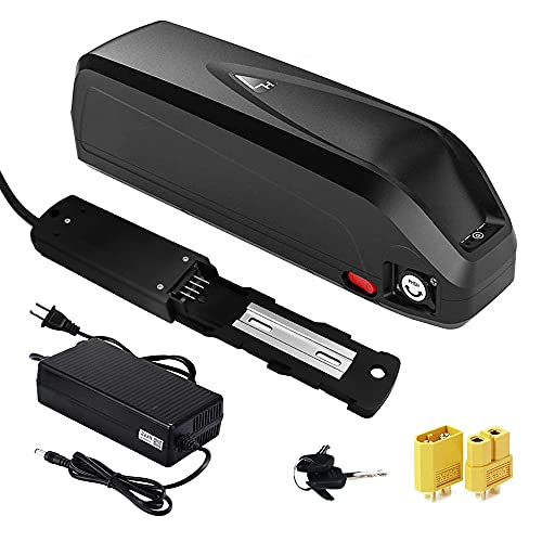 X-go 36v 10Ah batería batería de Bicicleta eléctrica batería de Iones de Litio para 250W 350W 500W Bicicleta eléctrica con Cargador