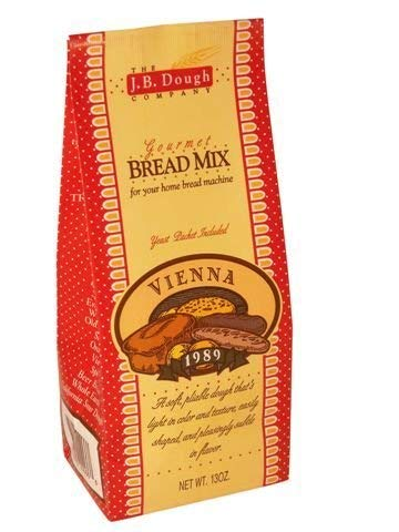 J B Dough Vienna Bread Mix