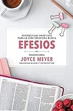Efesios: Comentario biblico (Serie Vida Profunda)