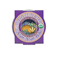 Specifically designed for children. Contains soothing Lavendar and reverent Sandalwood. Help ease younger minds into the magical realm of sleep world. Badger Balm is loved around the world. 21g
