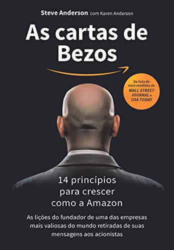 Editora Sextante As Cartas de Bezos - 14 princípios para crescer como a Amazon
