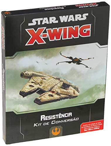 Kit de Conversão Resistência - Expansão, X-Wing 2.0 - Wave 2, Galápagos Jogos