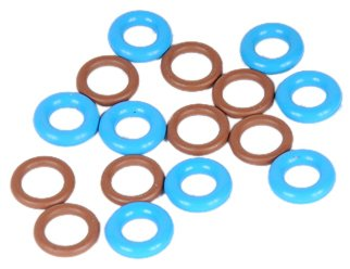 ACDelco 217-1588 GM Original Equipment Fuel Injector O-Ring Kit with Assorted O-Rings
