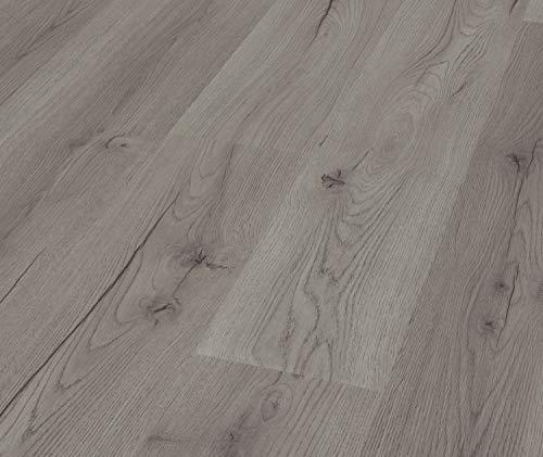 Kronotex Ktex1 D3571 Timeless Oak Grau 240 cm Sockelleisten Fußleisten 1m//2,08€