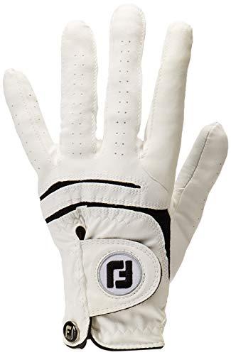 New Footjoy Golfhandschuhe WeatherSof Herren Golf Handschuh (für die linke Hand), weiß