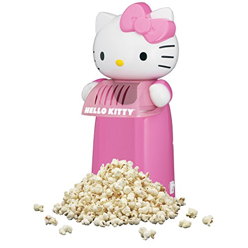 Fantastic Prices! HELLO KITTY KT5235 Hot Air Popcorn Maker