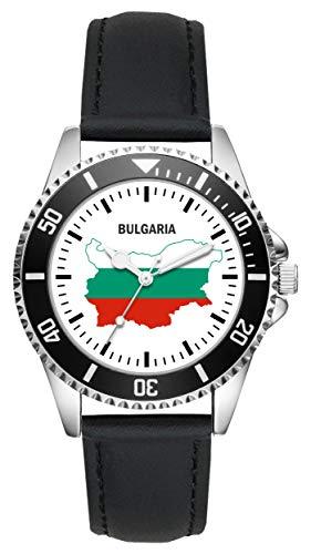 Bulgarien Geschenk Artikel Idee Fan Uhr L-1112