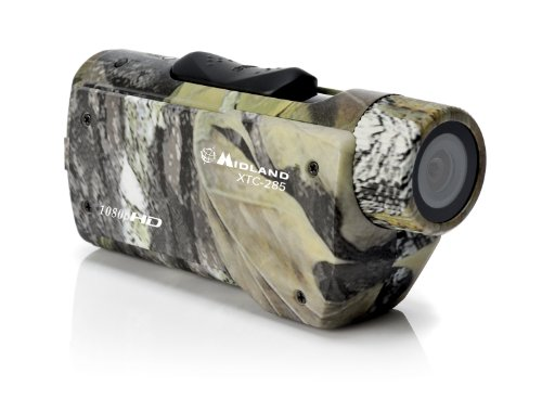 Midland XTC280VP1080p HD Wearable Action Camera for Hunting