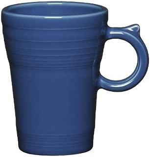 Fiesta Latte Mug, Lapis (Blue)