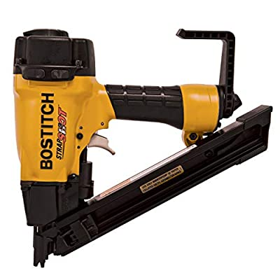 BOSTITCH MCN-150 StrapShot Metal Connector Nailer from Bostitch