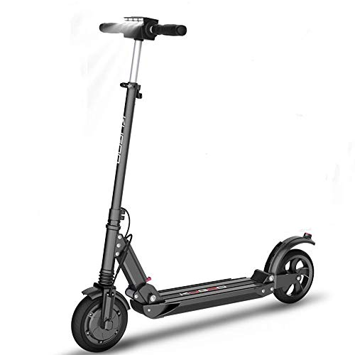 Kugoo Electric Scooter, 350W Motor Foldable Scooter,Up to 21MPH,8.5' Solid...