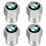 Suitable for BMW M car tire Valve stem Cover-Heavy-Duty Wheel air Cover car Exterior Accessories Suitable for BMW M 1 3 5 7 Series 320li 316i X1 X3 X4 X5 X6 tire Valve stem Cover