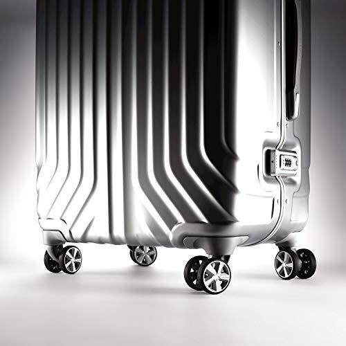 Samsonite Tru-Frame Hardside Spinner 29-Inches, Matte Silver