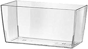 Teraplast 10447030 Pot 30x15x14cm Transparent