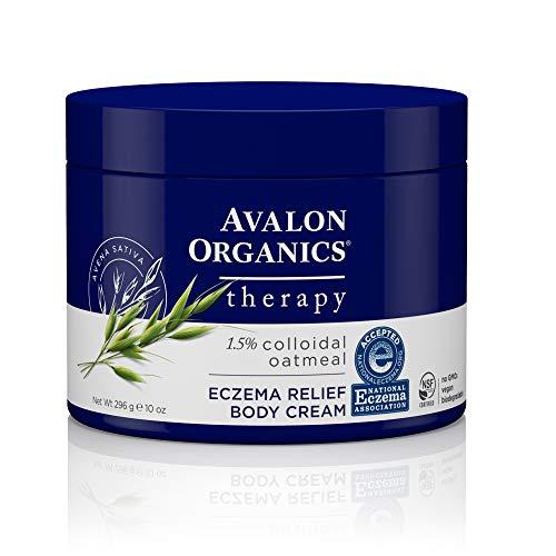 Avalon Organics® Eczema Relief Body Cream
