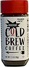 Trader Joe's Instant Cold Brew Coffee - 100% Arabica Beans