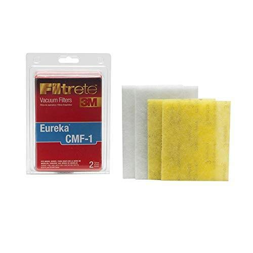 Replacement Part For Eureka Vaccum Cleaner Filter- CMF-1, 2Pk, 3M Brand # 64810-4
