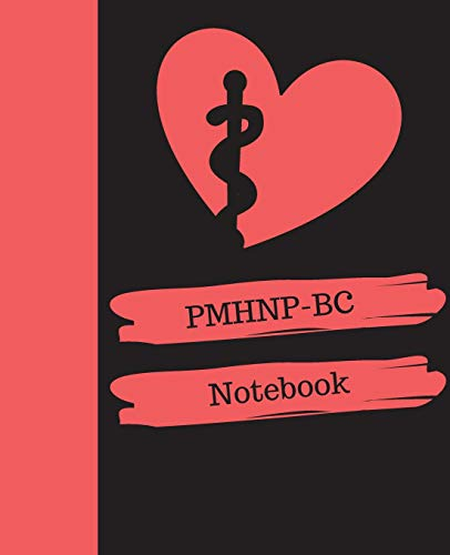 PMHNP-BC Notebook: Psychiatric Mental Health Nurse Practitioner Notebook Gift   120 Pages Ruled With Personalized Cover