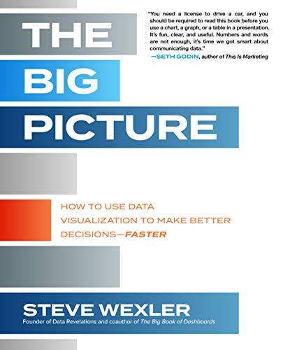 The Big Picture: How to Use Data Visualization to Make Better Decisions--Faster