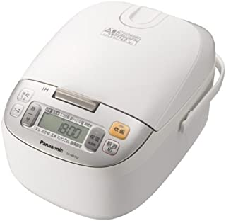 パナソニック 5.5合 炊飯器 IH式 ホワイト SR-HD102-W