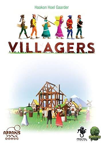Ludokubo Villagers Juego de Mesa