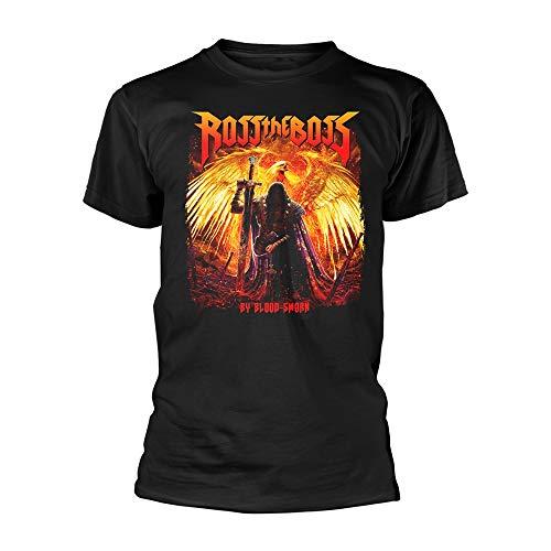 PHM Ross The Boss 'by Blood Sworn' (Negro) Camiseta