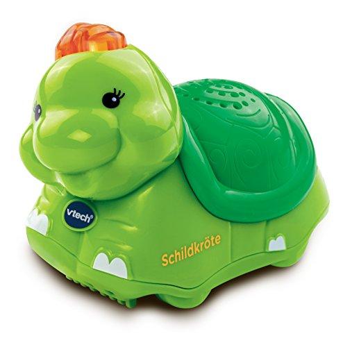 Vtech Baby 80-188704 - Tip Tap Tiere - Schildkröte, grün