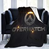 Game-Overwatch Baby Blanket Ultra-Soft Micro Fleece Blanket Lovely Throw Blanket Fit Couch Bed Sofa Throw Blanket 50'X40'