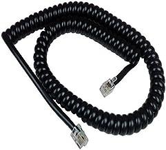 Cable en espiral Panasonic KX-T7668 parateléfono, de HeyMot Communications