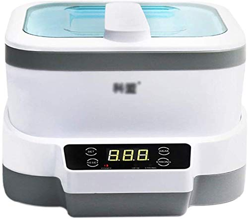 GOVD Ultrasonic Jewelry Cleaner for Diamonds, Rings, Necklaces, Watches, Eyeglasses, Sunglasses, Jewelry, Dentures, Tools.