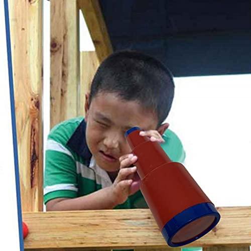 adfafw Monokular Teleskop 360 Grad Drehung Schaukelzubehör Neuartiges Spielzeug für Kinder method