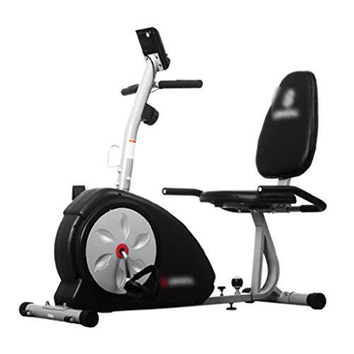 Cyclette Reclinata Attrezzatura per L'allenamento per La Riabilitazione per Anziani Dispositivo per L'allenamento degli Arti Superiori E Inferiori della Bicicletta A Controllo Magnetico per L