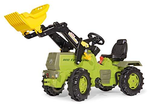 Rolly Toys rolly Farmtrac MB 1500 (für Kinder von 3 bis 8 Jahren, Sitz verstellbar, Flüsterreifen) 046690