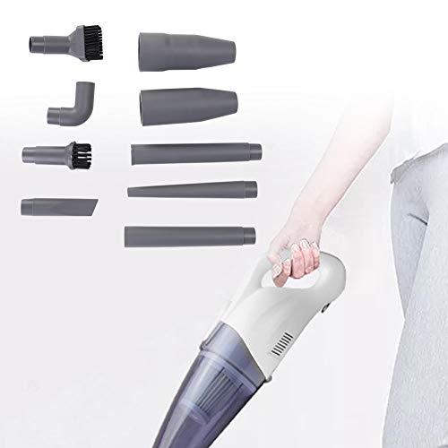 Kit de Boquilla de Cepillo para aspiradora, Accesorios para aspiradora, 9 Piezas de Limpieza para el hogar, reemplazo de la Pieza Vieja para aspiradora de Limpieza en Las Esquinas