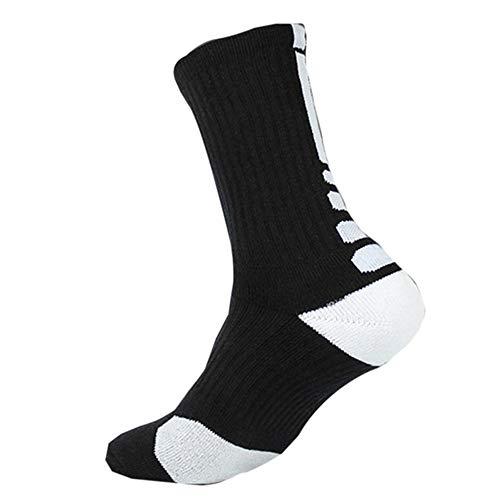 Litthing Calcetines Deportivos Antideslizantes de Algodón