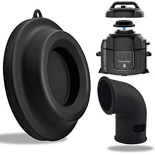 Bayda - Soporte de tapa de silicona para olla a presión y freidora de aire Ninja Foodi 5 QT, 6,5 QT y 8 QT