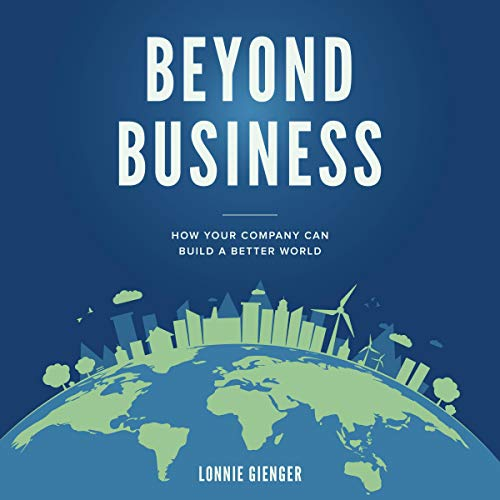 Beyond Business audiobook cover art