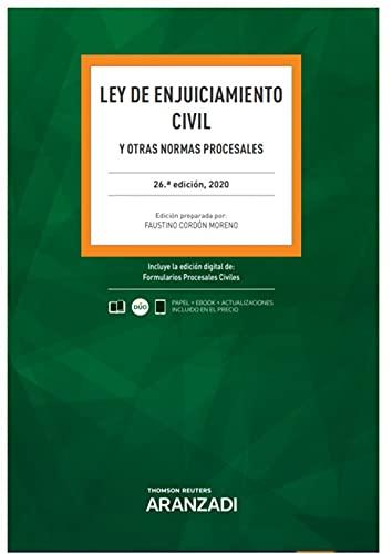 Ley de Enjuiciamiento Civil: y otras normas procesales: 3 (Código Básico)