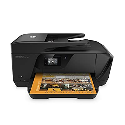 HP OfficeJet 7510 Wide Format All-in-One Photo Printer with Wireless & Mobile Printing (G3J47A)
