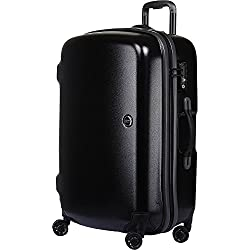 Lojel Nimbus suitcase - water proof anti scratch texture.