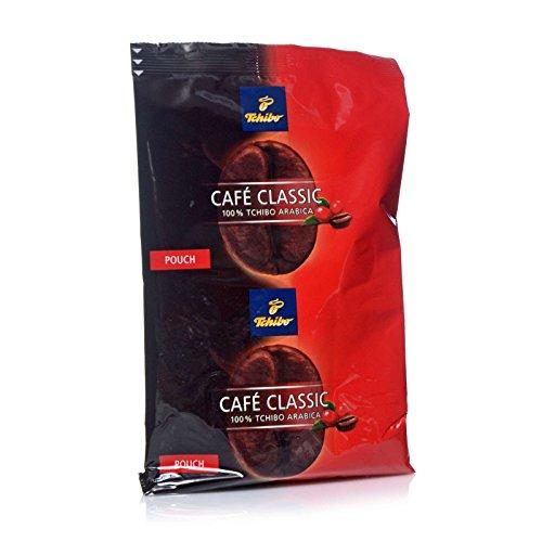 Tchibo Café Classic Mild 59 x 85g Pouch Cafe Kaffee