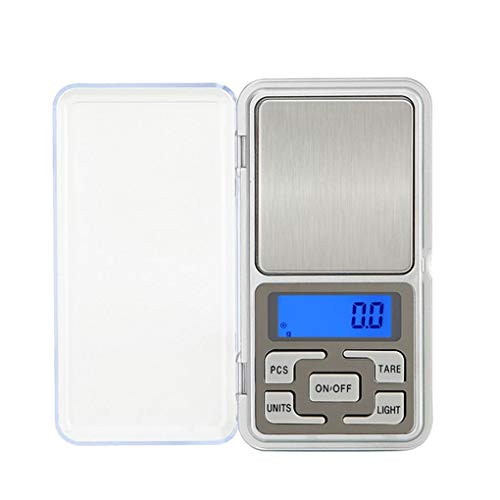 Digital Pocket Precision Scale Weegschalen 100g / 0.01g 200g / 0.01g 300g / 0.01g 500g / 0.01g