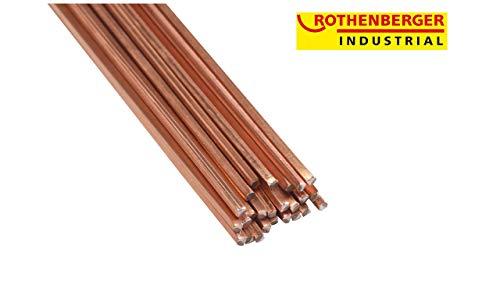 ROTHENBERGER Industrial Kupfer-Hartlot für Rohrleitungsverbindungen, Dachrinnen, Spenglerarbeiten aus Kupfer - 35607